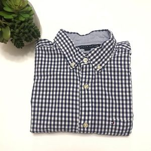 Tommy Hilfiger Button Up Classic Fit Dress Shirt